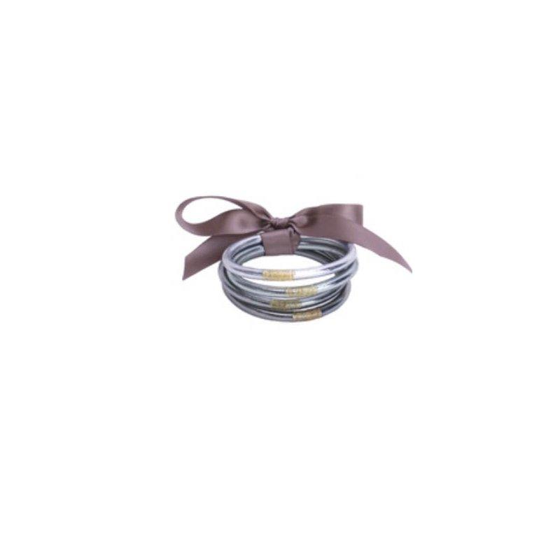 BuDhaGirl Moon All Weather Bangles in Large