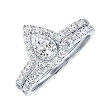 Diamond Wedding Duo