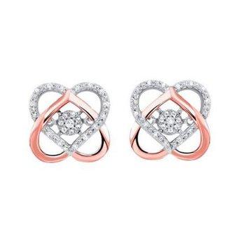 Love's Crossing Earrings