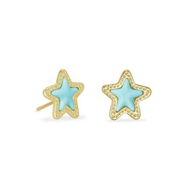Jae Star in Light Blue Magnesite