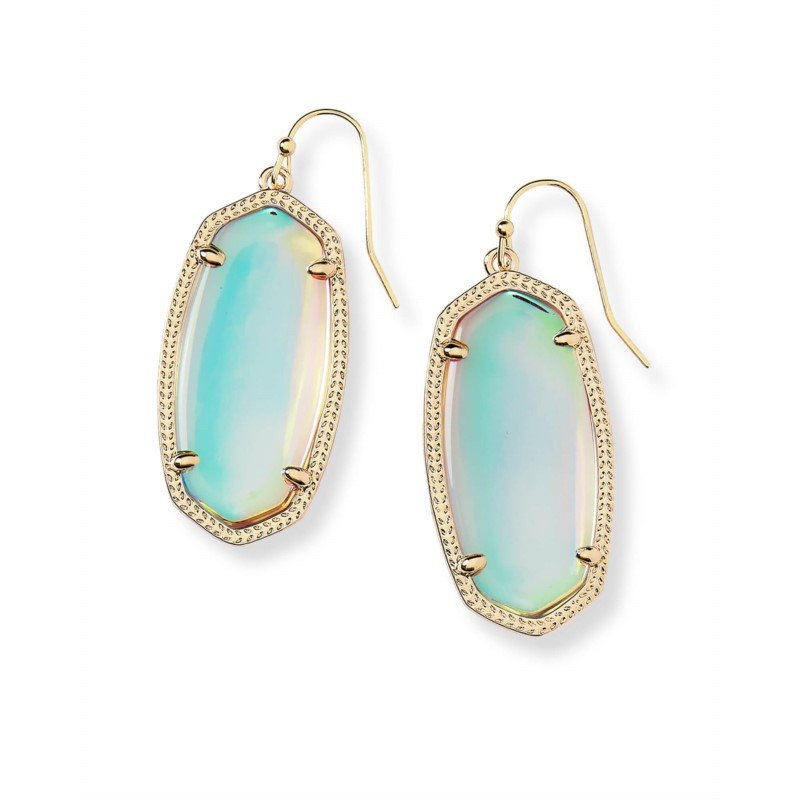 Kendra Scott Elle in Dichroic Glass