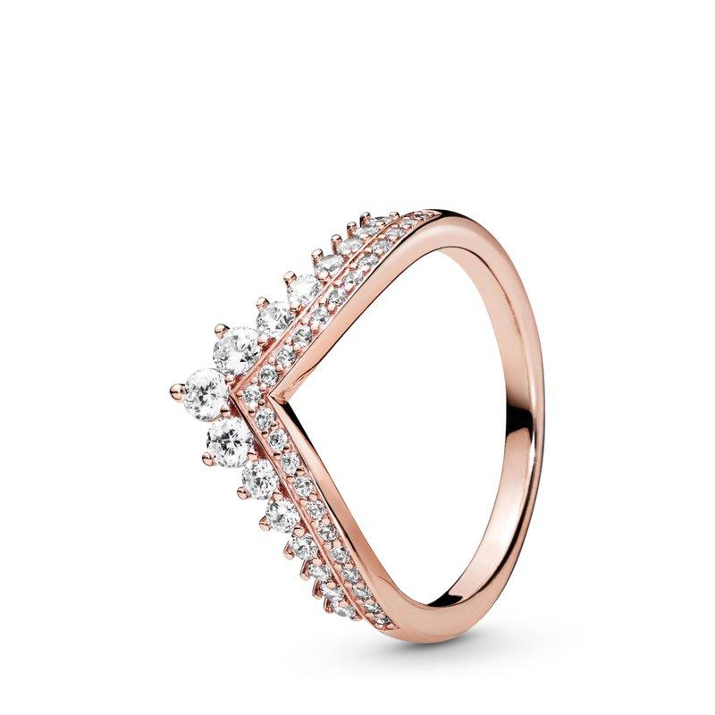 PANDORA Princess Wishbone Ring