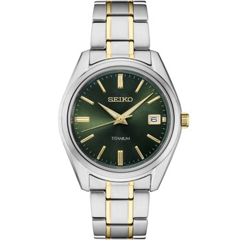 Seiko Essentials Watch