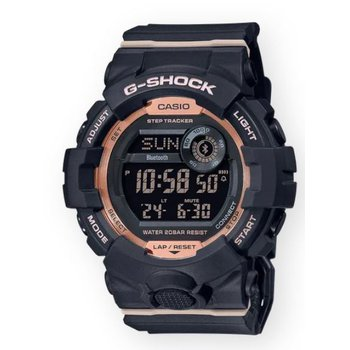 G-Shock Connect in Black & Light Pink