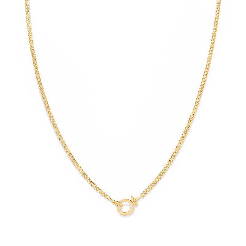 Gorjana Wilder Mini Necklace in Gold