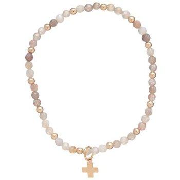 Pearl Sincerity Bead Bracelet