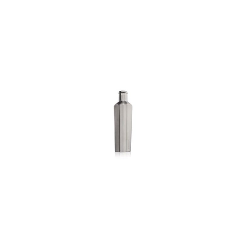 Corkcicle 25oz Canteen Brushed Steel