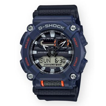 G-Shock Analog/Digital in Navy Resin