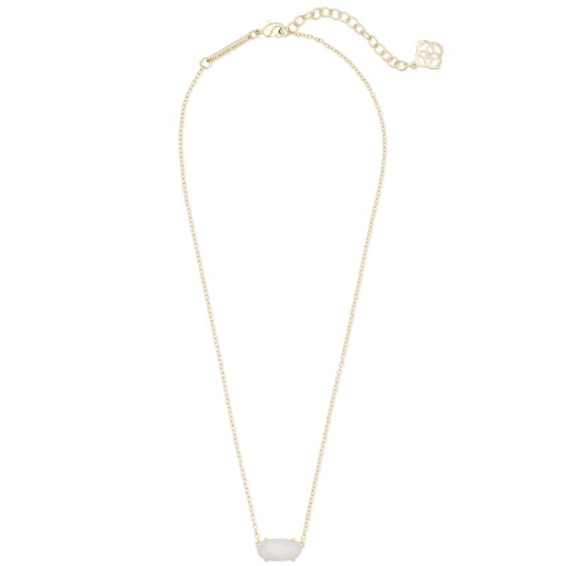 Kendra Scott Ever in White Mother of Pearl