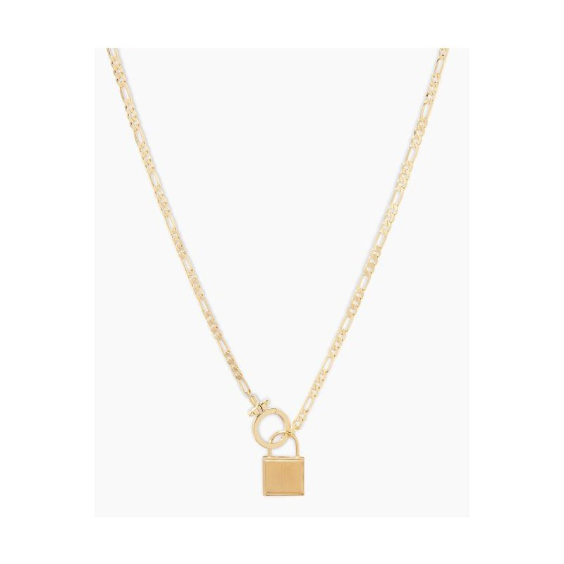 Gorjana Charlie Necklace in Gold