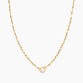 Wilder Mini Necklace in Gold