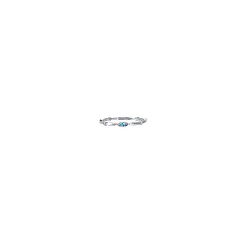 Kelley Collection  Blue Topaz Ring