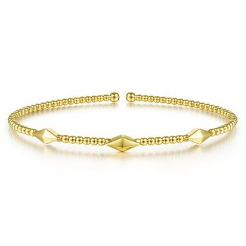Bujukan Bead Cuff Bracelet