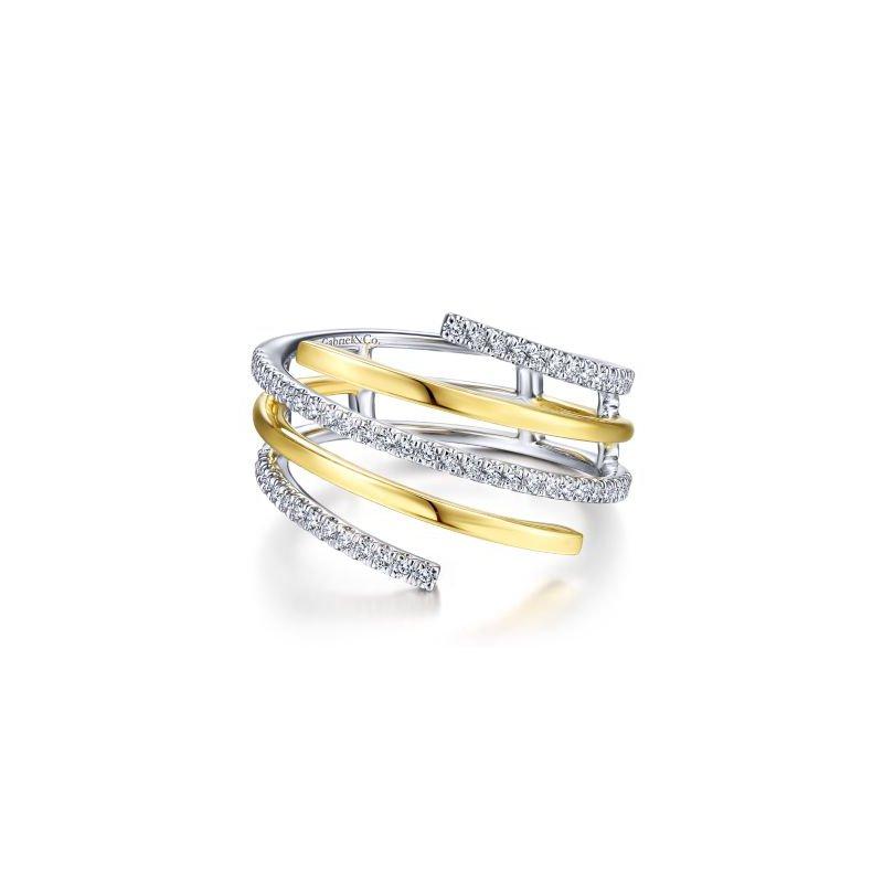 Gabriel NY Fine Jewelry Diamond Ring