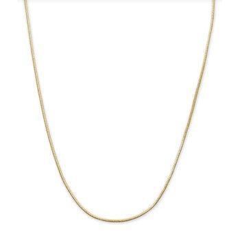 Aliza Chain in Gold
