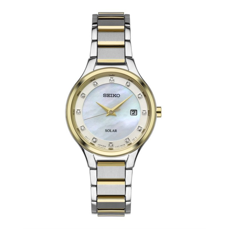 Seiko Ladies Core Two-Tone Watch