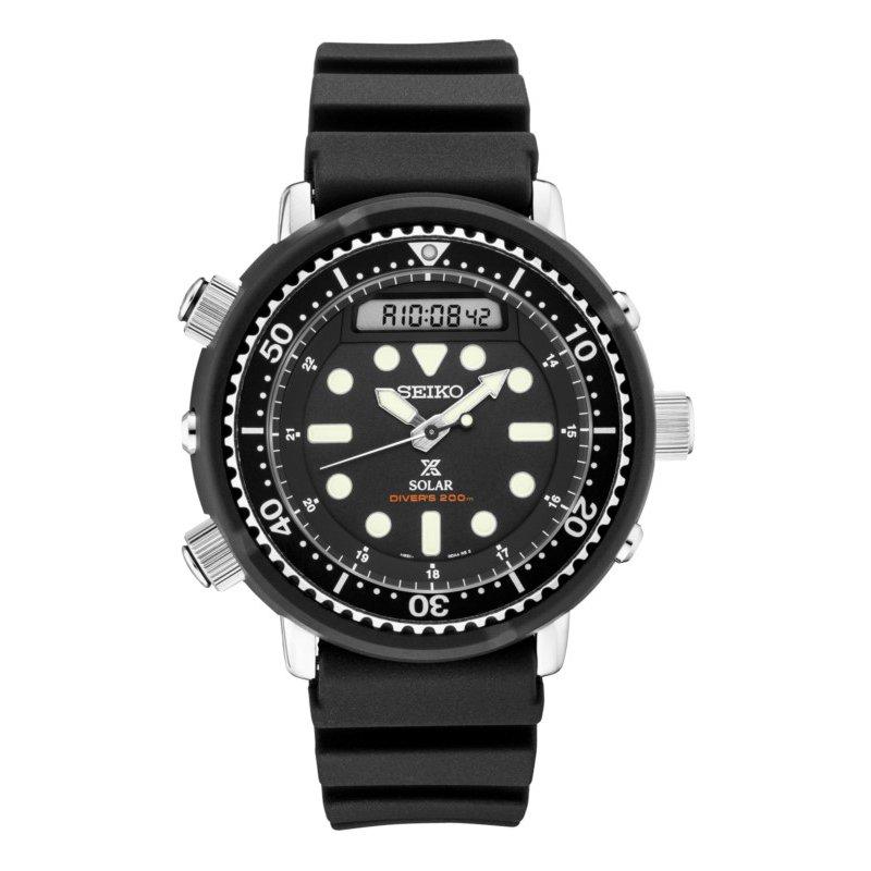Seiko Prospex Solar Diver Watch