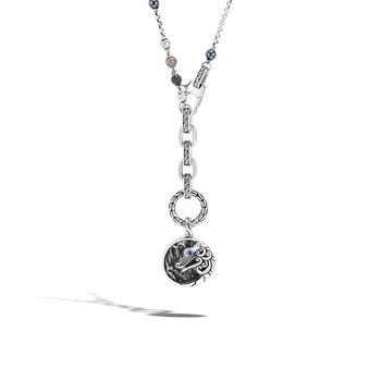 Naga Amulet Keyring Necklace