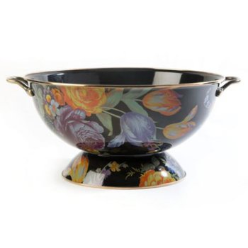 Flower Market Everything Bowl - Black