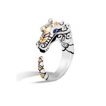 Naga Brushed Ring