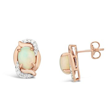 Neopolitan Opal™ & Vanilla Diamonds® Earrings