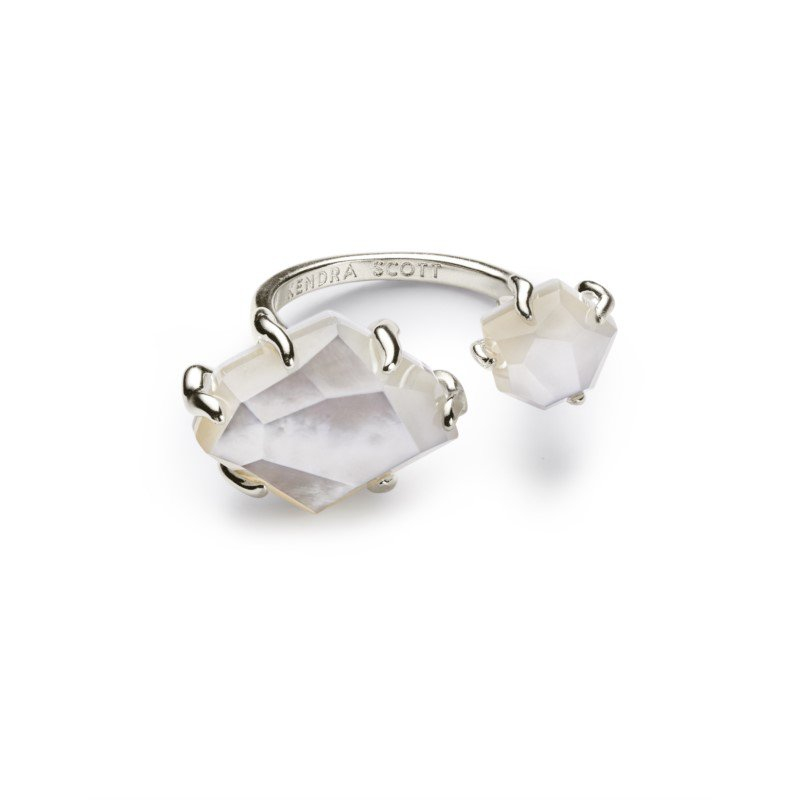 Kendra Scott Kayla in Ivory Mother of Pearl