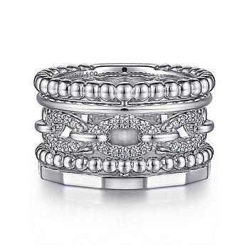 Sapphire Statement Ring