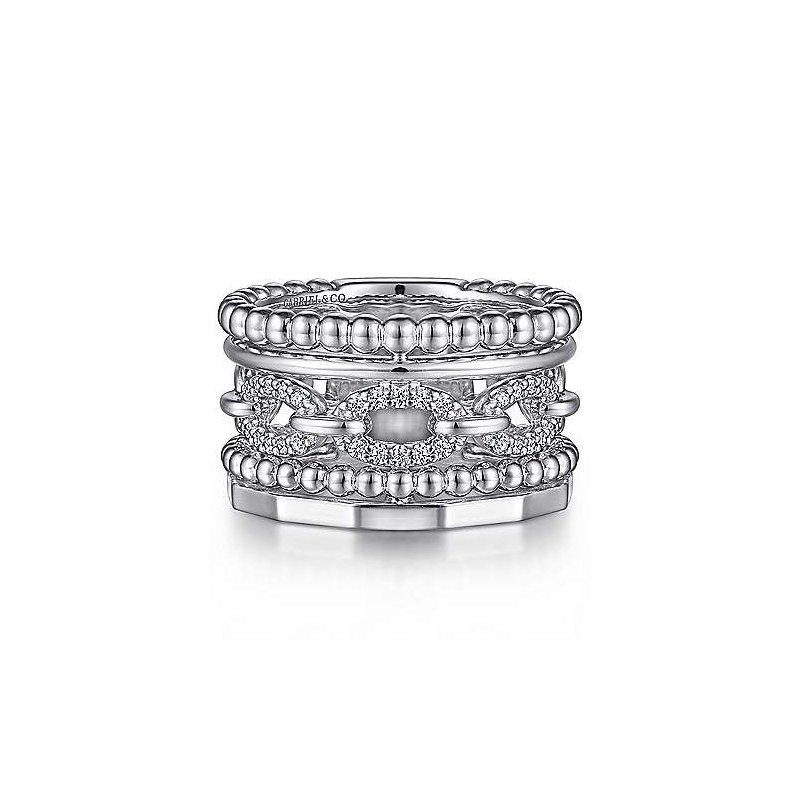 Gabriel NY Fine Jewelry Sapphire Statement Ring