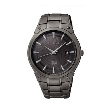 Seiko Essential Solar Watch