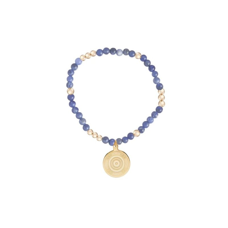 ENewton Design Worthy Pattern Bead Bracelet
