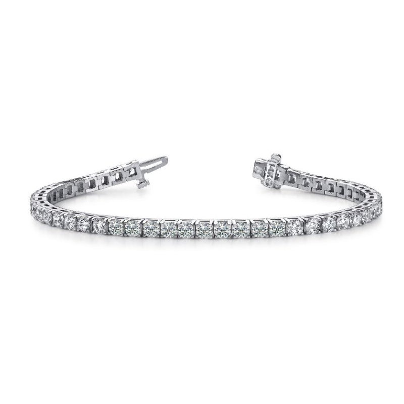 Kelley Collection  Diamond Tennis Bracelet