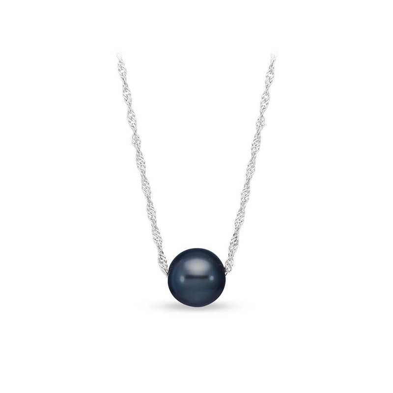 Kelley Collection  Black Tahitian Pearl Pendant