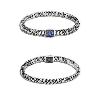 Reversible Classic Chain Bracelet