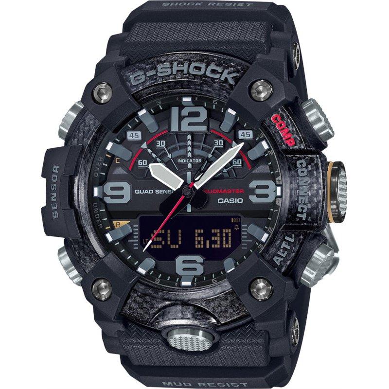 G-Shock Master of G Series Mudmaster Connect in Black Resin