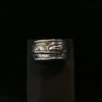 Raven Ring by Norman Bentley