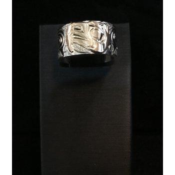 Eagle Ring by Carmen Goertzen