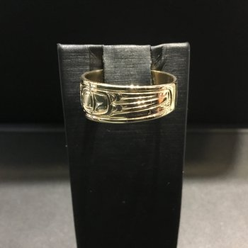 Eagle Ring by Ron Jackson