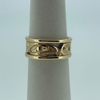 Eagle rail Ring