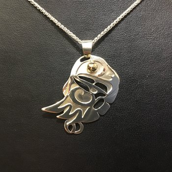 Eagle Pendant by Ryan Williams
