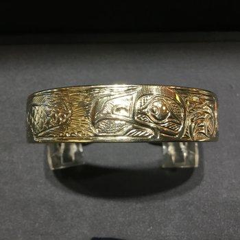 Eagle Bracelet by Bill Helin