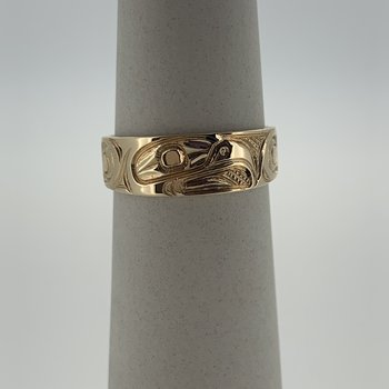 Eagle tapered band