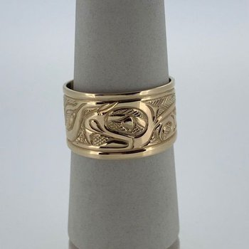 Tapered Eagle Band