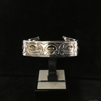 Eagle Bracelet by Ryan Williams