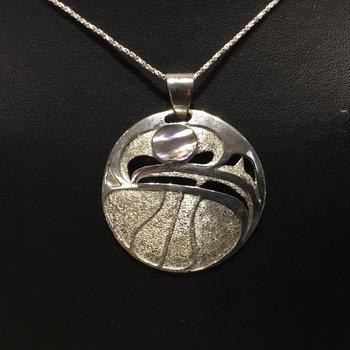 Eagle Pendant by Ryan Williams