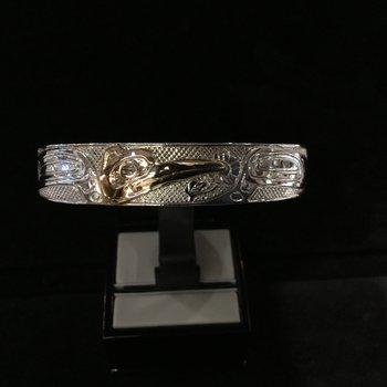 Hummingbird Bracelet by Carmen Goertzen