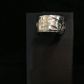 Eagle Ring by James Sawyer