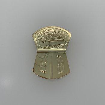 Raven Shield Pendant