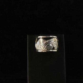 Hummingbird Ring by Greg Williams