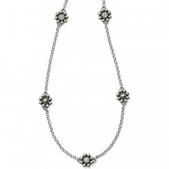 Meridian Petite Station Necklace