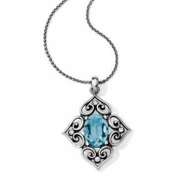 Alcazar Lagoon Convertible Necklace